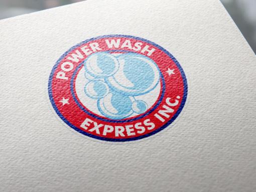Power Wash Express Inc. – Logo Design