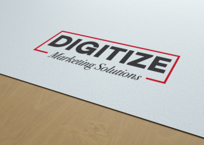Digitize Marketing Solutions – Logo Design