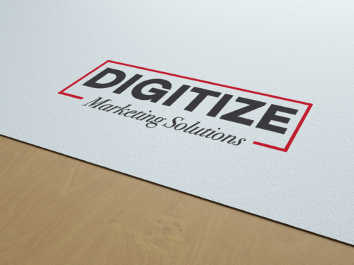 Digitize Marketing Solutions – Logo Design