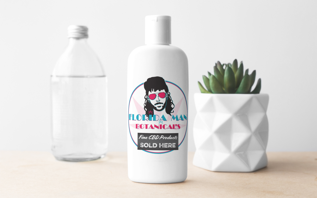 Florida Man Botanicals – Print Design