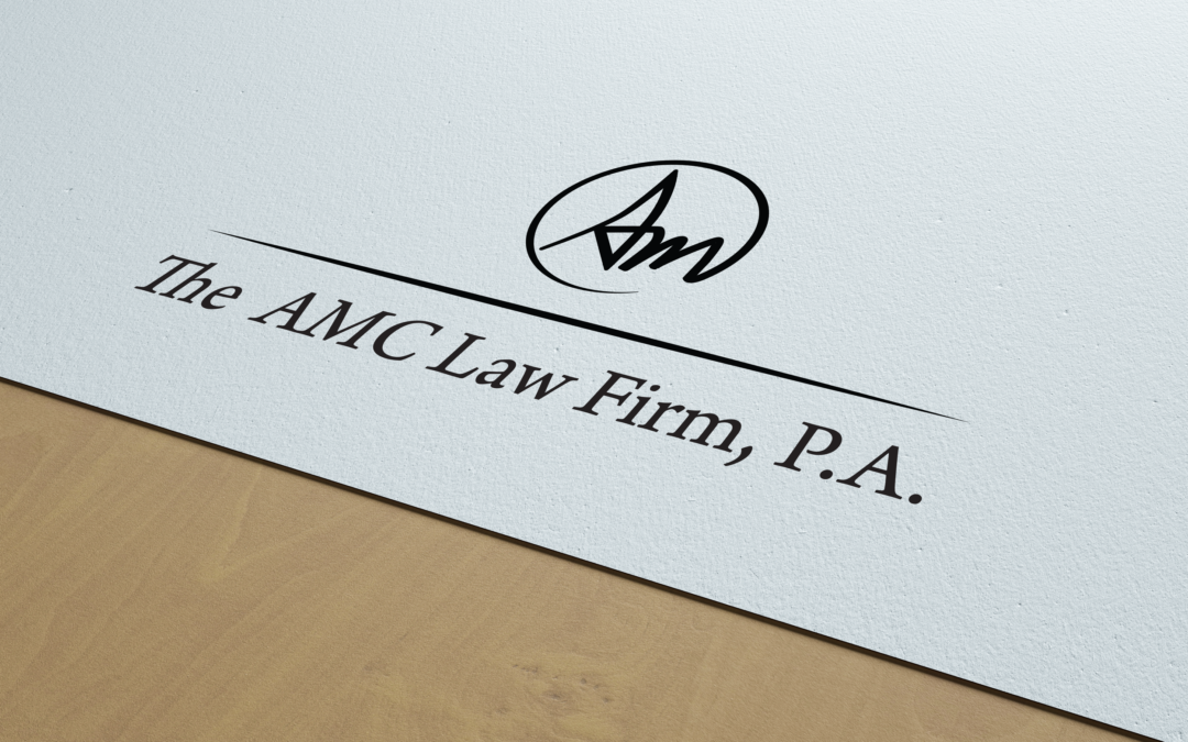 The AMC Law – Logo Design
