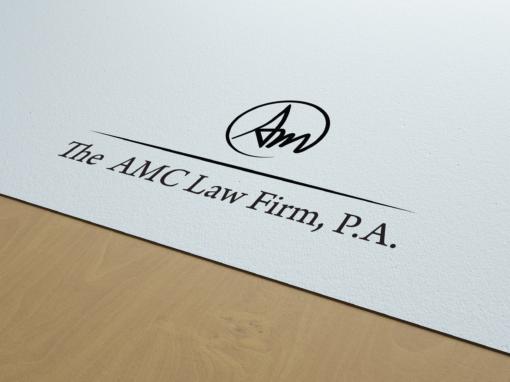 The AMC Law – Logo Design